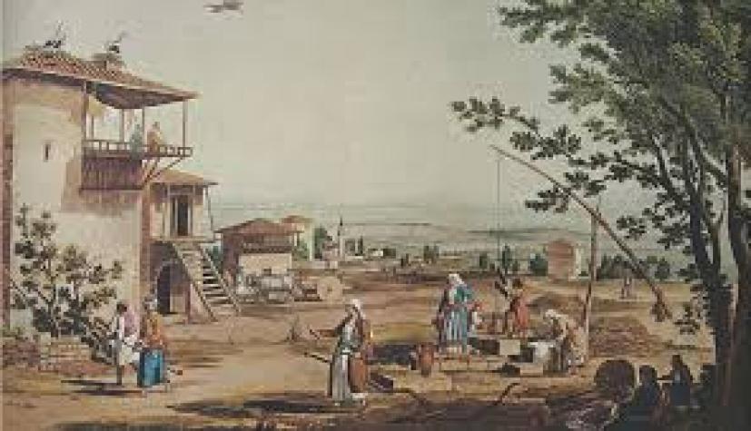 Οικονομική ζωή υπόδουλων Ελλήνων