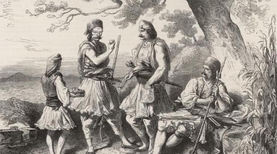 Οι Κλέφτες και οι Αρματολοί στην Επανάσταση